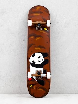 Skateboard Enjoi Logo Crap Resin (brown)