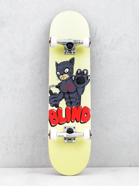 Skateboard Blind Fos Furry Fp Premium (yellow)