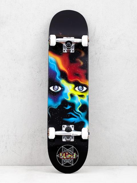 Skateboard Blind Odyssey Fp Sft Whls (black)