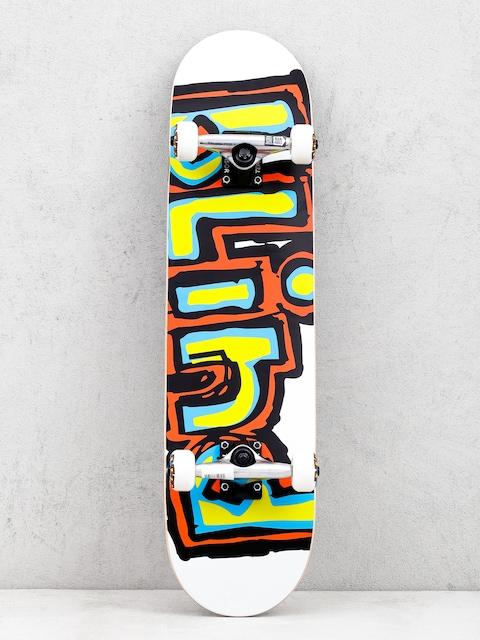 Skateboard Blind Matte Og Logo (white)