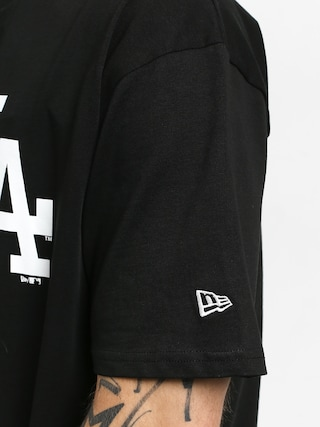 Tričko New Era Oversized Logo Los Angeles Dodgers (black)