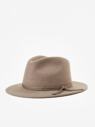 Klobouk Brixton Coleman Fedora (heather natural)