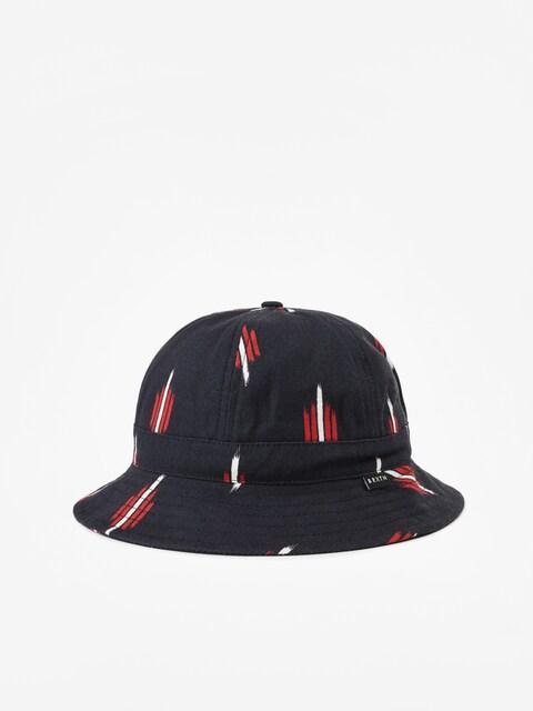 Klobouk Brixton Banks II Bucket Hat (black/red)