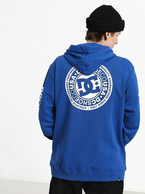 Mikina s kapucí DC Circle Star ZHD (nautical blue)