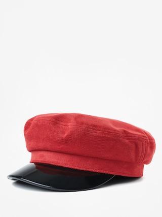 Klobouk s ku0161iltem Brixton Margot ZD Wmn (scarlet)