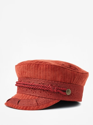 Klobouk s kšiltem Brixton Albany ZD Wmn (red clay)