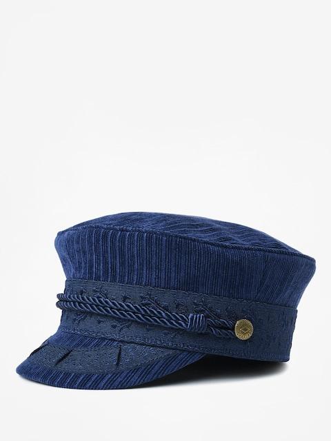 Klobouk s kšiltem Brixton Albany ZD Wmn (patriot blue)