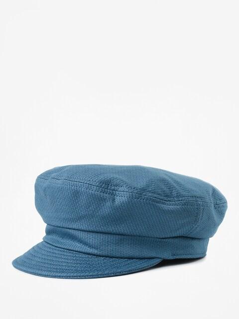 Klobouk s kšiltem Brixton Fiddler Un W ZD Wmn (orion blue)