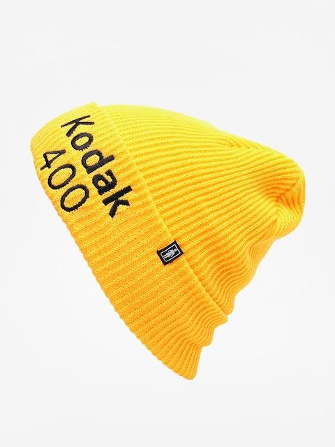 Čepice Girl Skateboard Kodak Gold 400 (gold)