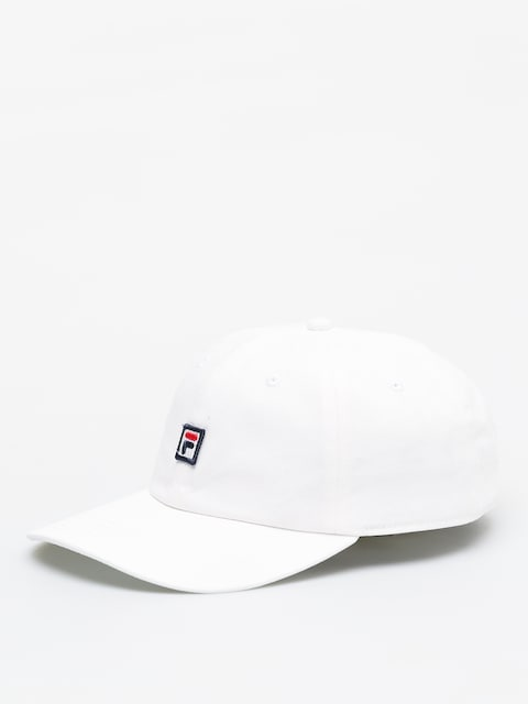 Kšiltovka  Fila Dad Cap ZD (bright white)