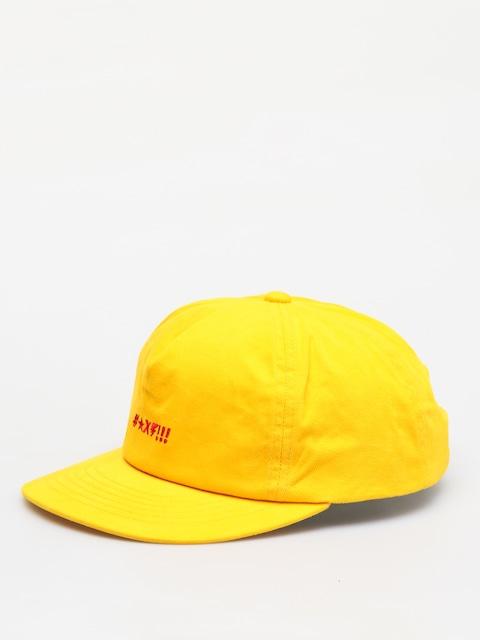 Kšiltovka  Brixton Shine Lp ZD (yellow)