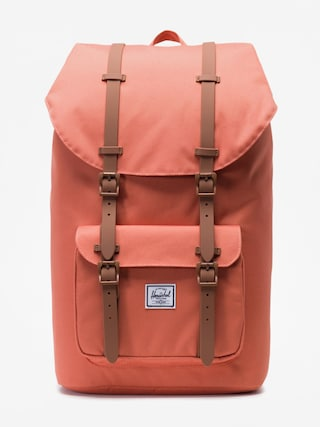 Batoh Herschel Supply Co. Little America (apricot brandy/saddle brown)