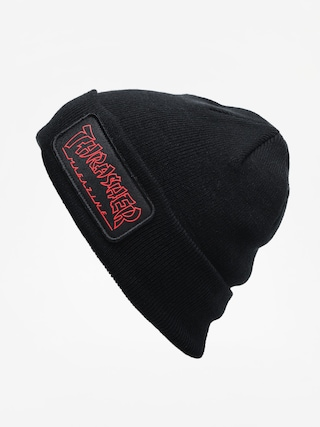 Čepice Thrasher China Banks Patch (black)