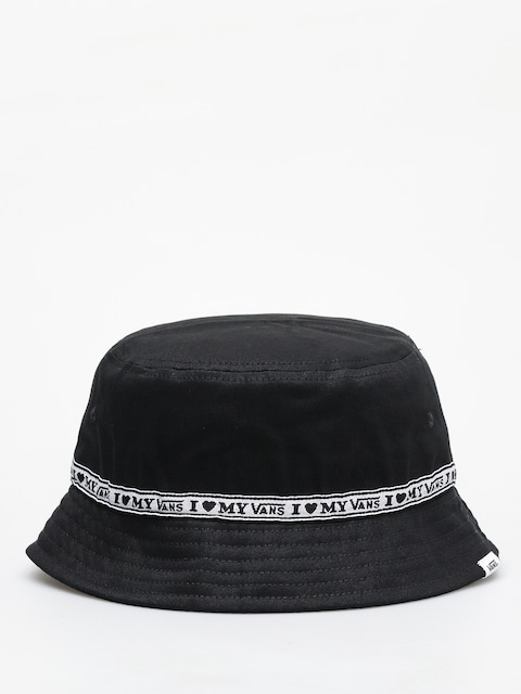 Klobouk Vans In A Daze Bucket Hat Wmn (black)