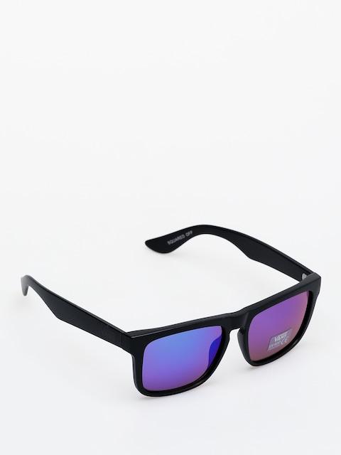 Sluneční brýle Vans Squared Off (black/green)