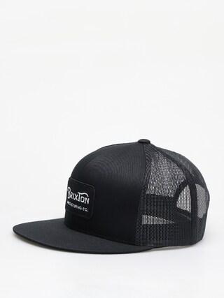 Ku0161iltovka  Brixton Grade Mesh ZD (black/black)