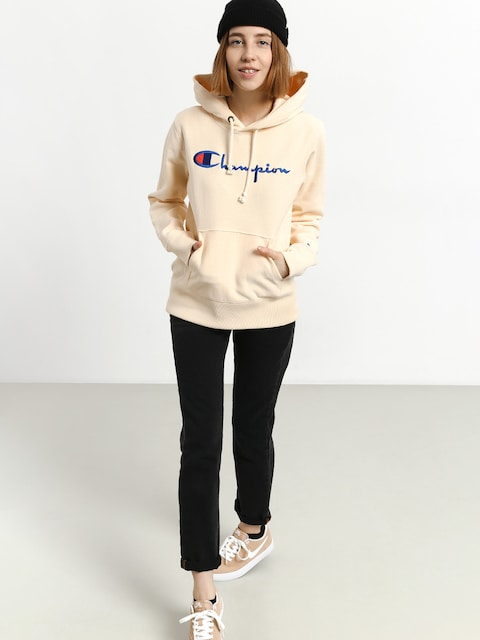 Mikina s kapucí Champion Hooded Sweatshirt HD Wmn (vnc)