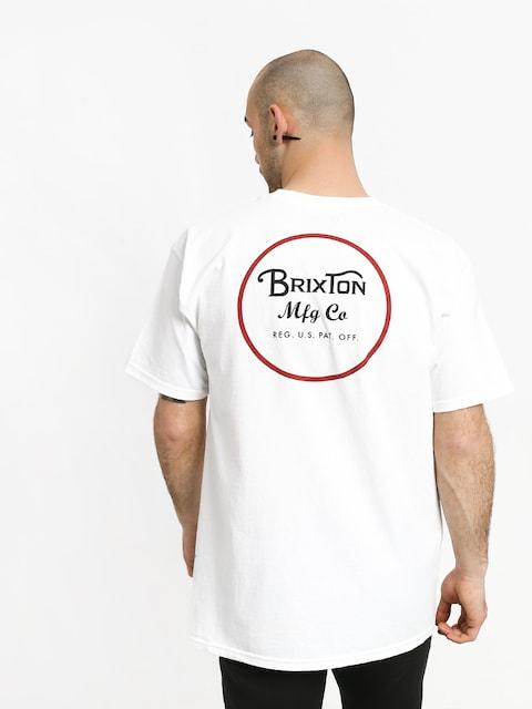 Tričko Brixton Wheeler II Stnd