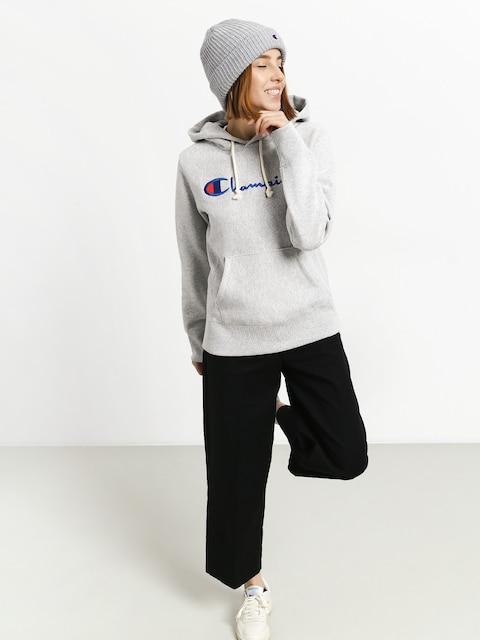Mikina s kapucí Champion Mikina s kapucí Hooded Sweatshirt HD Wmn (loxgm)