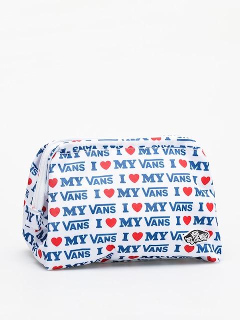 Kosmetická taška Vans Done Up Case Wmn (true blue/vans)