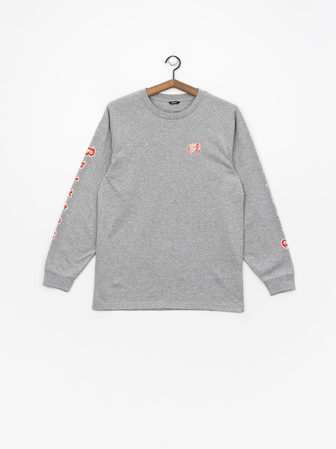 Triko Brixton Primo Stt (heather grey)