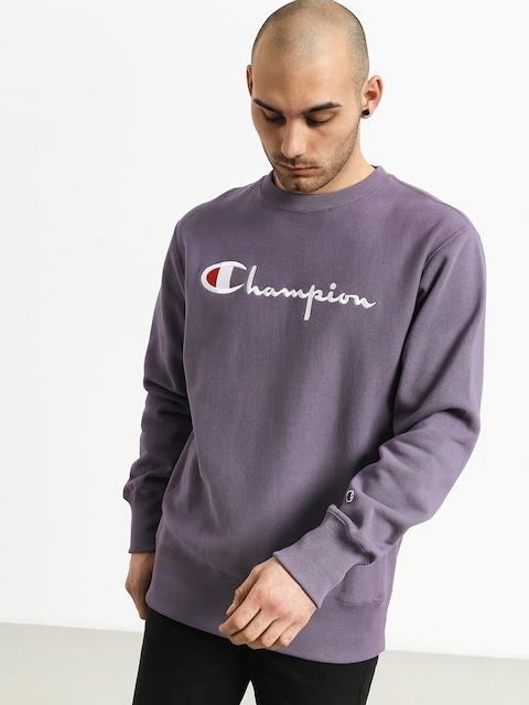 Mikina Champion Premium Reverse Weave Big Logo Crewneck (pae)