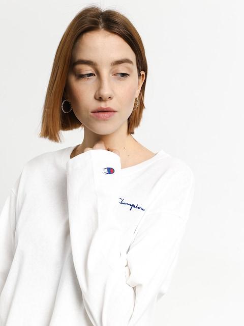 Triko Champion Premium Triko Long Sleeve T Shirt LS Wmn