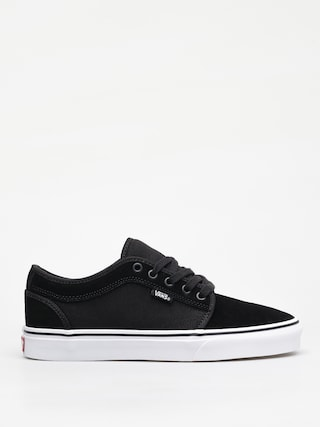Boty Vans Chukka Low (suede/black/true white)