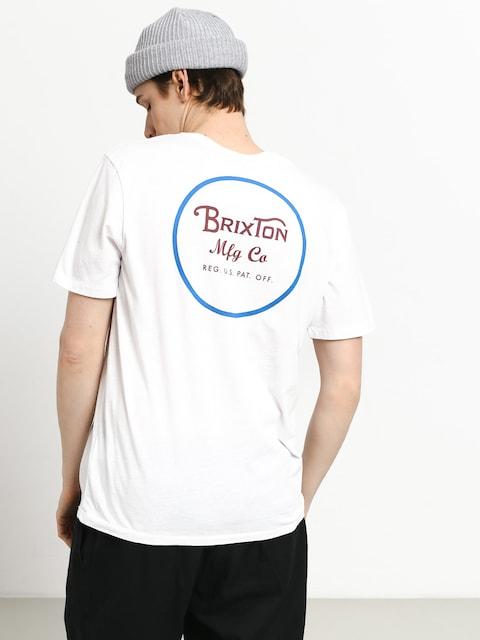 Tričko Brixton Wheeler II Prem