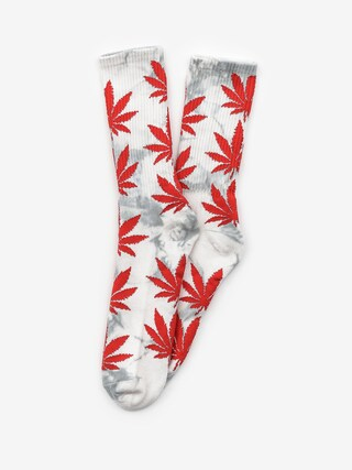 Ponožky HUF Plantlife Tie Dye (grey)