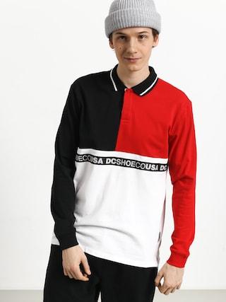 Polo tričko DC Walkley Ls (black)