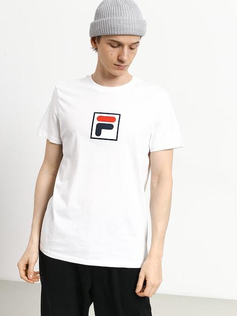 Tričko Fila Evan 2 0 (bright white)