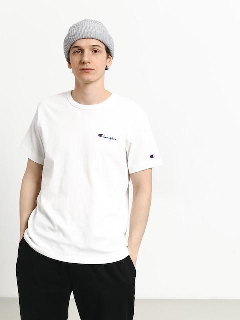 Tričko Champion Crewneck T Shirt (wht)