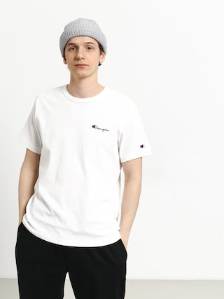 Triu010dko Champion Premium Reverse Weave Left Chest Logo (wht)