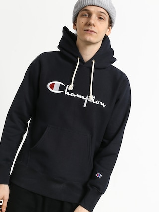 Mikina s kapucí Champion Hooded Sweatshirt HD (nny)