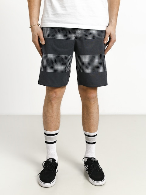 Kraťasy Brixton Boardshorty Barge Stripe Trunk