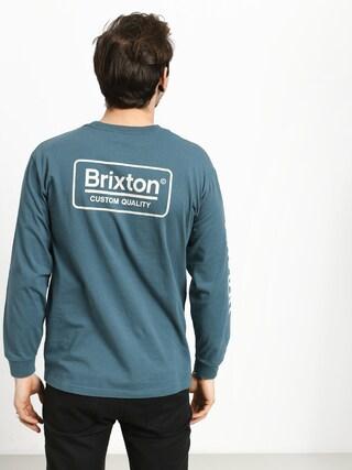 Triko Brixton Palmer Sv Stt (orion blue)