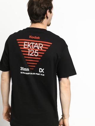 Tričko Girl Skateboard Kodak Ektar (black)