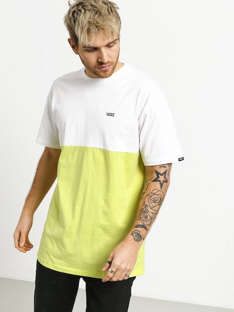 Tričko Vans ColorBlock