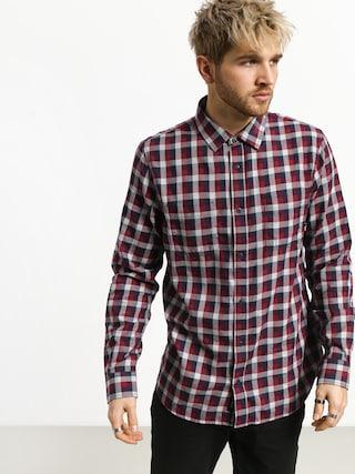 Košile Vans Alameda II (rhumba red/dress blues)