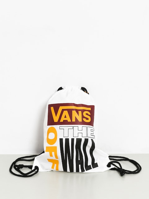 Batoh Vans League Bench (white/rhumba red)