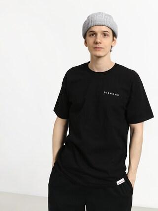 Tričko Diamond Supply Co. Marquise (black)