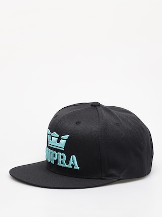 Ku0161iltovka  Supra Above II Snapback ZD (black/electric)