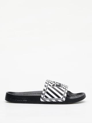 Plu00e1u017eovky Supra Lockup (black/white stripe)