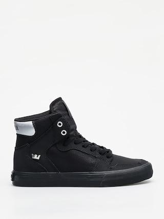 Boty Supra Vaider (black/chrome black)