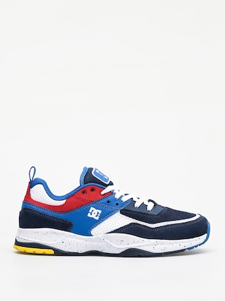 Boty DC E Tribeka Se (black/blue/red)
