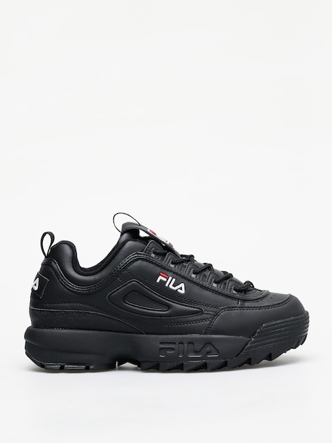 Boty Fila Boty Disruptor Low (black/black)