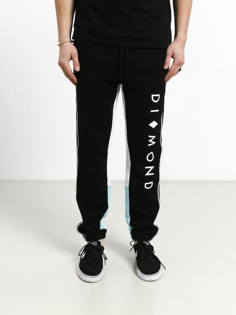 Kalhoty Diamond Supply Co. Fordham Sweatpants (black)