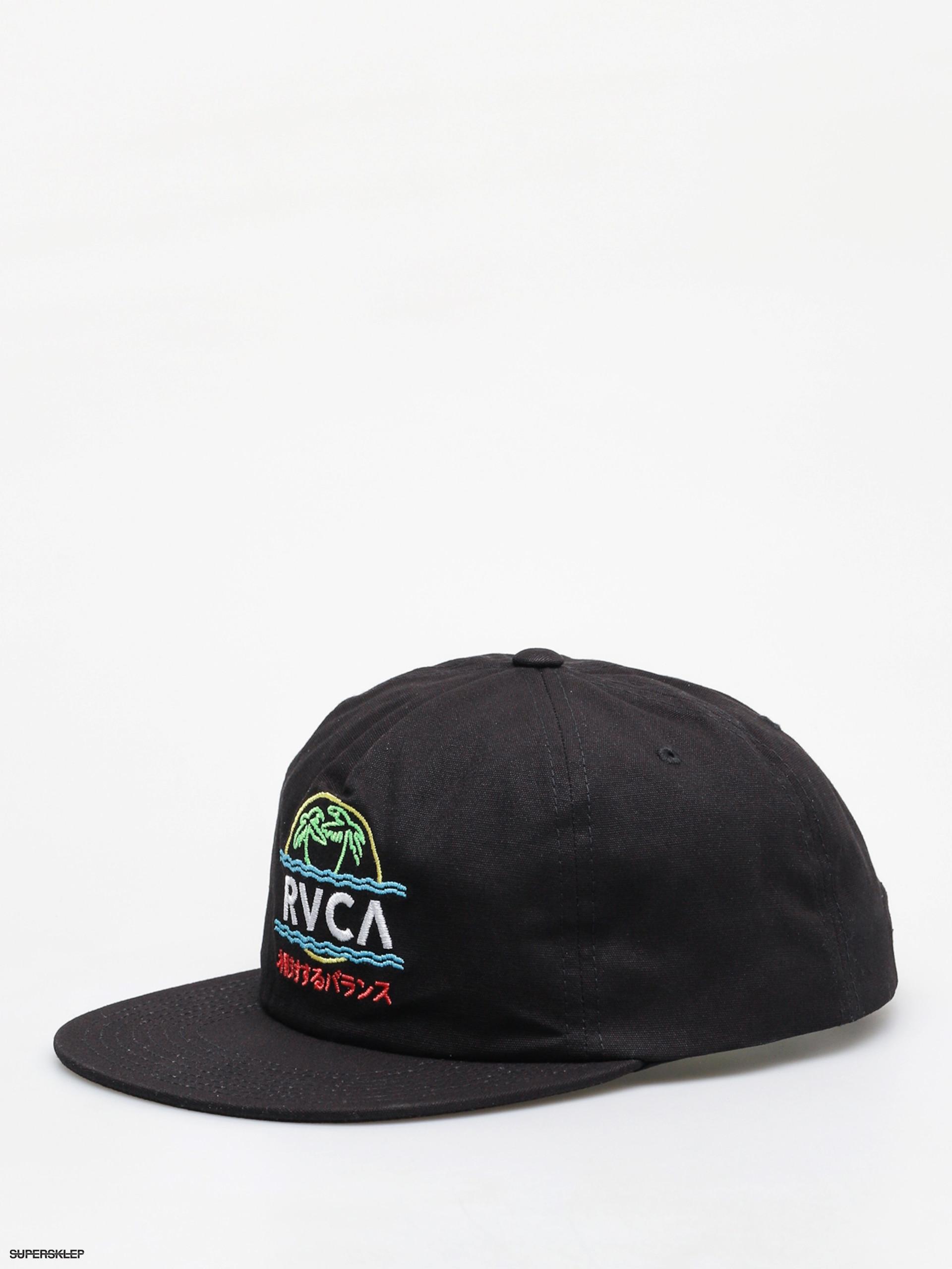 Kšiltovka RVCA Vakay ZD (black) c942aab1bfe4