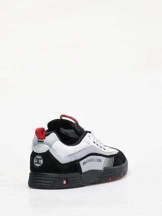 Boty DC Legacy 98 Slim (black/white/red)